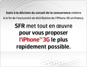 iPhone SFR