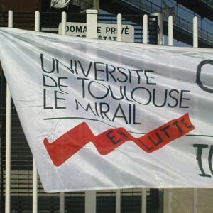 Université Toulouse 2 - Le Mirail