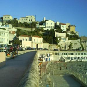 La plage du prophète (Marseille)